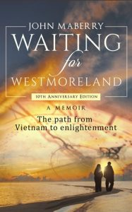 Book cover, Waiting for Westmorelan